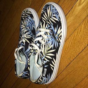 Vans Palm Leaf Authentic Sneaker